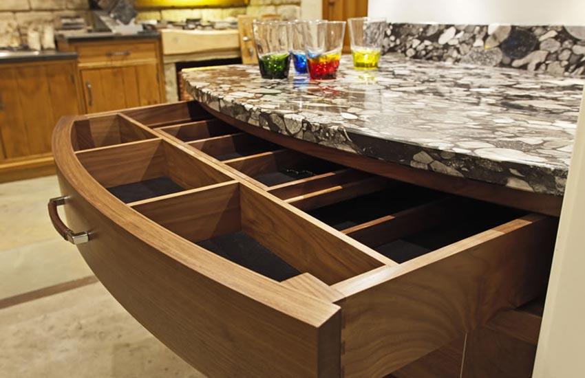 Bespoke kitchen features