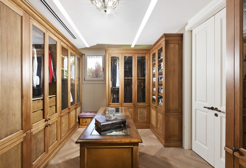Bespoke Dressing Room