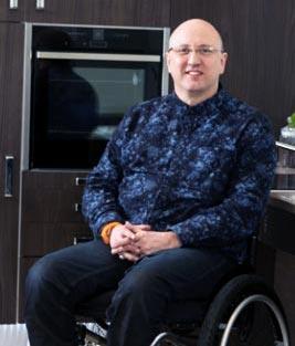 adam thomas uk leading designer of accessible kitchens